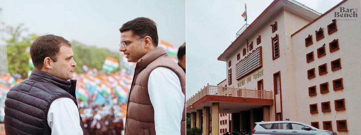 [Rajasthan crisis] Rajasthan HC approves amendment to petition filed by Sachin Pilot & team; Plea to be heard by Division Bench tomorrow