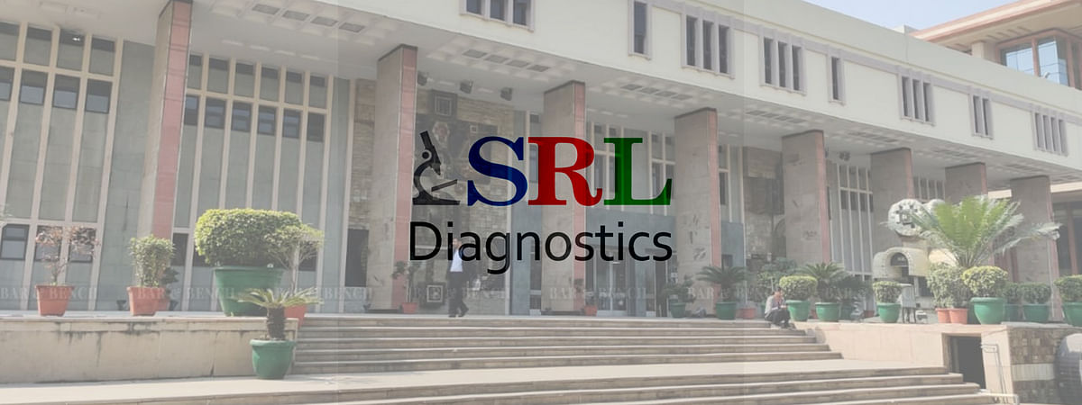 SRL diagnostics logo and Delhi HC