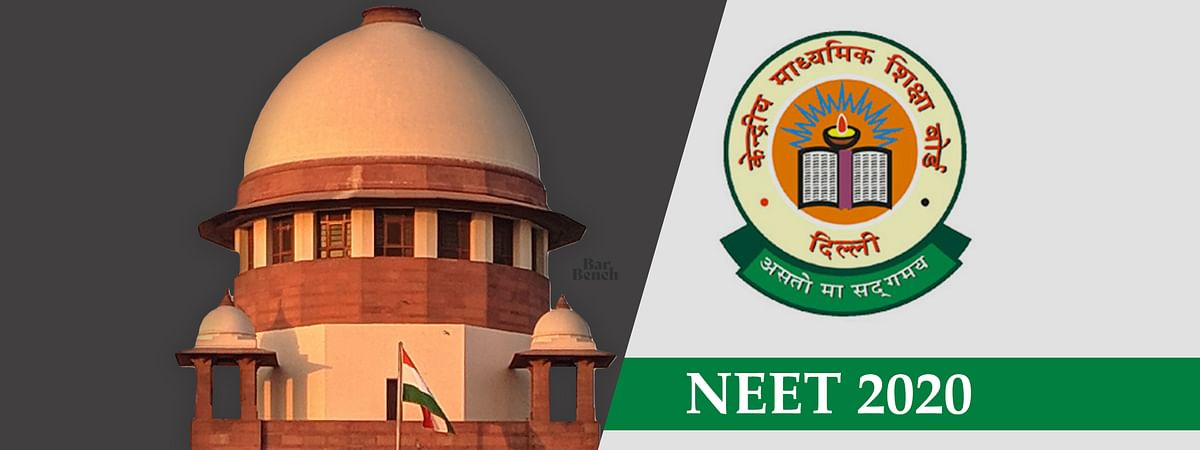 [Breaking] SC declines plea for NEET centres abroad, asks if Govt can ensure overseas aspirants are flown back to India in time for exam