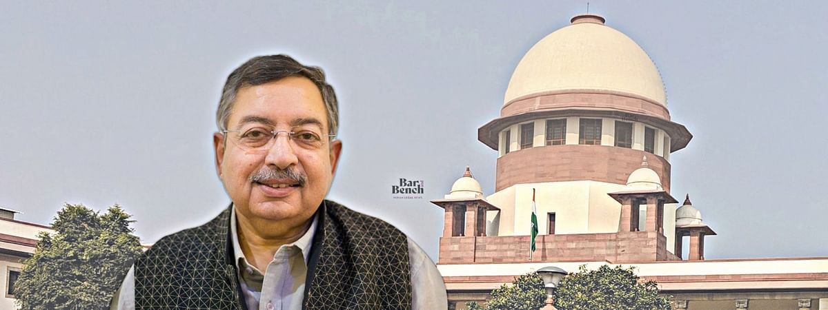 The Supreme Court is hearing a plea by Vinod Dua to quash a sedition case registered against him in Himachal Pradesh