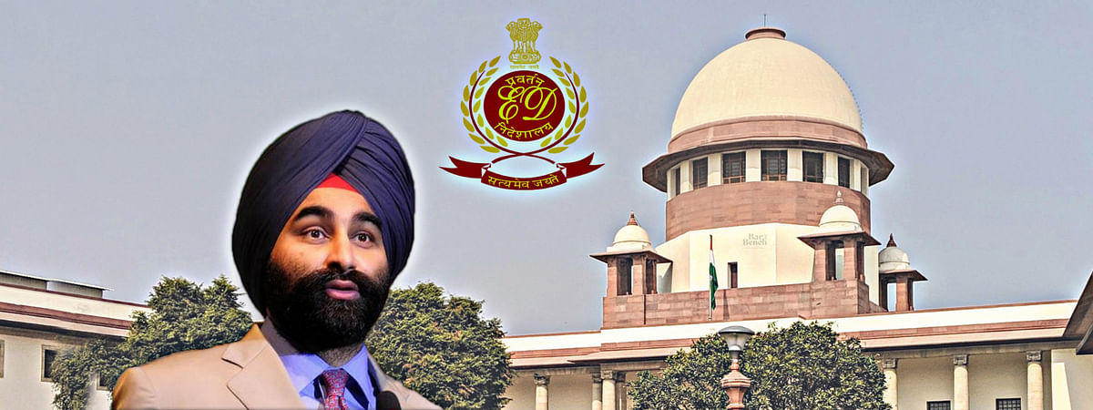 Supreme Court issues notice and orders status quo on Delhi High Court's order granting bail to Shivinder Singh