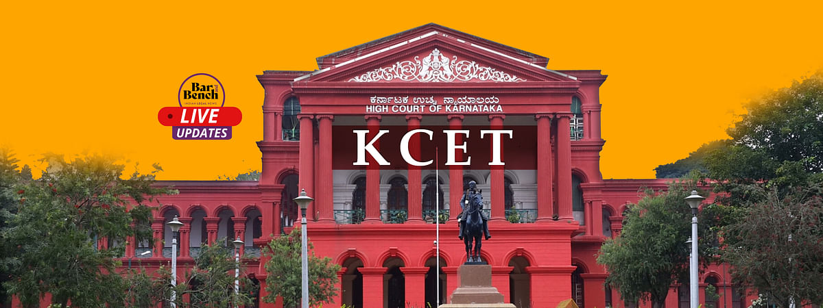 BREAKING: Karnataka High Court rejects interim prayer to postpone Karnataka CET [Day 2 -  LIVE UPDATES]