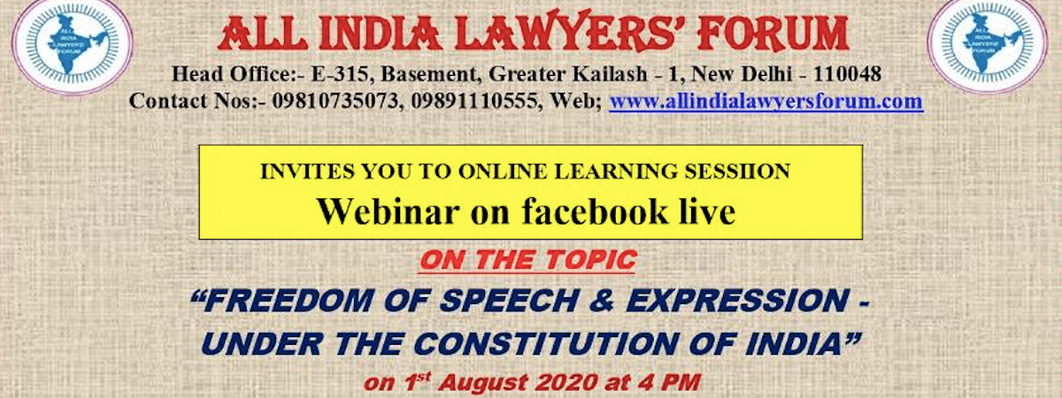 All India Lawyers Forum