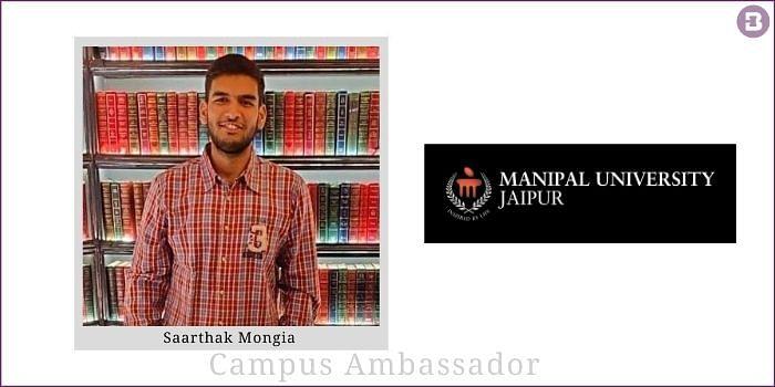 Saarthak Mongia - School of Law, Manipal University