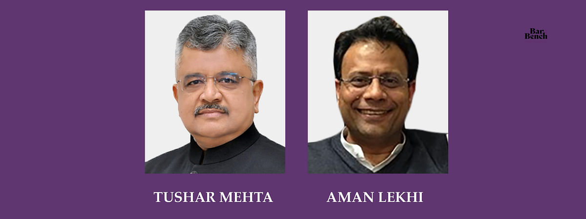 [BREAKING] Delhi government refuses to allow SG Tushar Mehta-led panel to represent Delhi Police in Delhi riots cases
