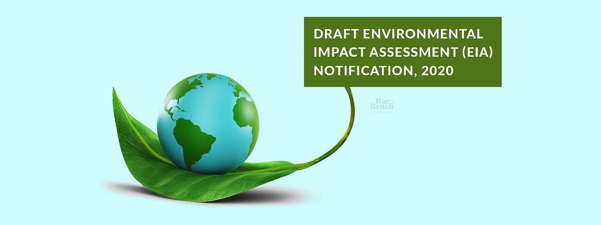 Draft EIA notification
