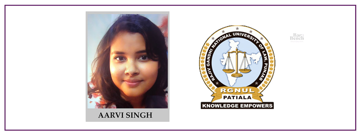 Meet our Campus Ambassadors: Aarvi Singh, RGNUL