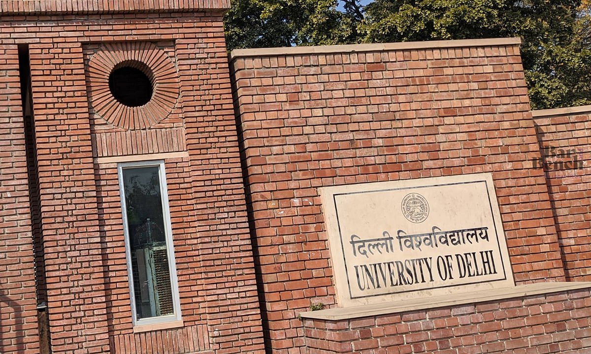 Can final year examination be based on MCQ, Open Choices, Assignments and Presentations? - Delhi HC asks UGC to clarify [LIVE UPDATES]