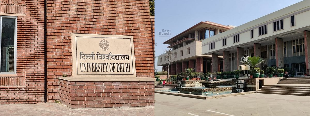 Online portal for issuance of digital degree certificates active: Delhi University informs Delhi HC