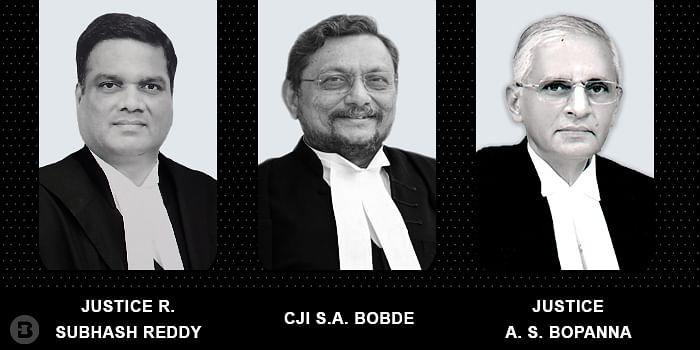 Subhash Reddy, CJI Bobde, Bopanna