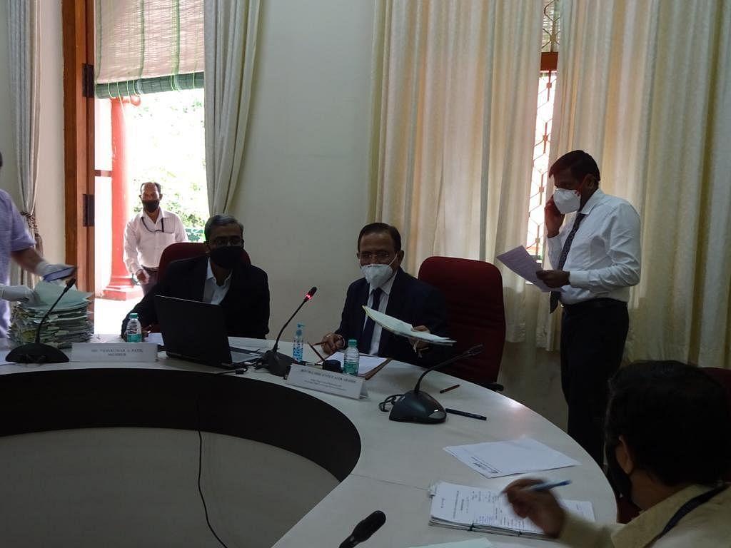 Chief Justice Gita Mittal, of J&K High Court