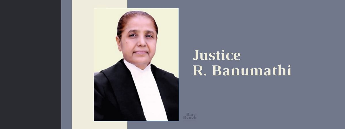 CJI SA Bobde releases book written by Justice (retd.) R Banumathi in a virtual book launch event, Justice NV Ramana receives first copy