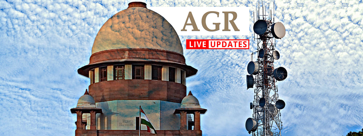Payment of AGR dues: Harish Salve concludes arguments, hearing in SC to continue tomorrow [LIVE UPDATES]