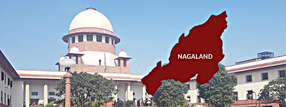 Delimitation exercise in Nagaland challenged before Supreme Court