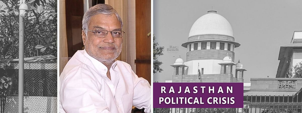 All Constitutional authorities must exercise jurisdiction within Lakshman Rekha: Rajasthan Speaker moves Supreme Court against Raj HC order