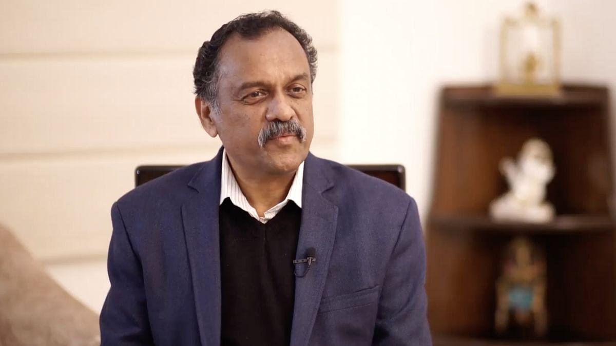 Chief Justice Rajendra Menon (Retired)