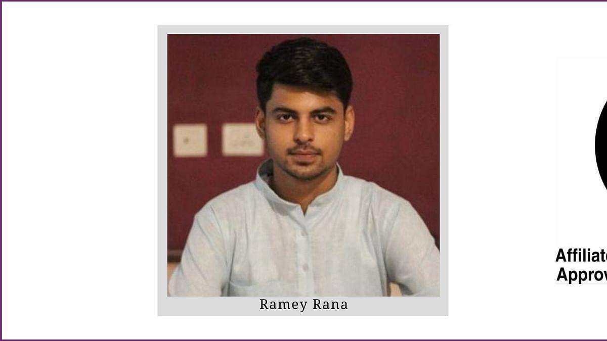 Meet our Campus Ambassadors: Ramey Rana, Delhi Metropolitan Education