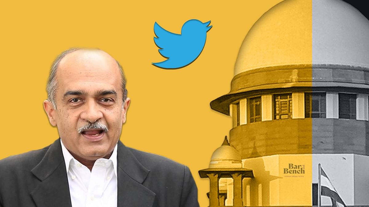 Majesty of SC affected by its response: Over 450 lawyers write to SCBA President registering protest over Prashant Bhushan contempt verdict