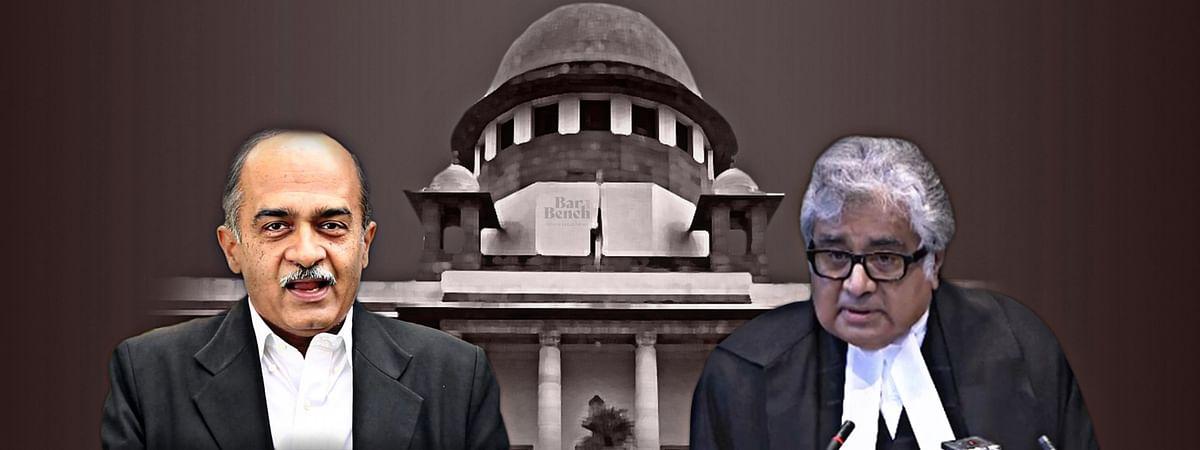 Judges supporting Prashant Bhushan against contempt proceedings