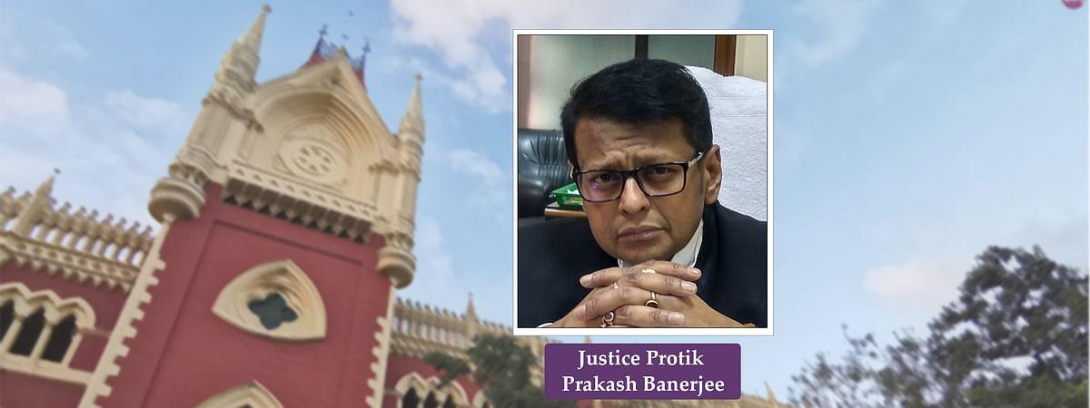 Calcutta High Court Judge Justice Protik Prokash Banerjee passes away