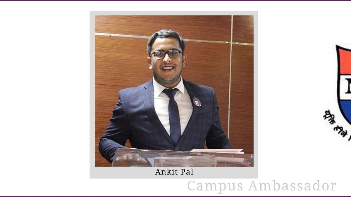 Meet our Campus Ambassadors: Ankit Pal, NUJS