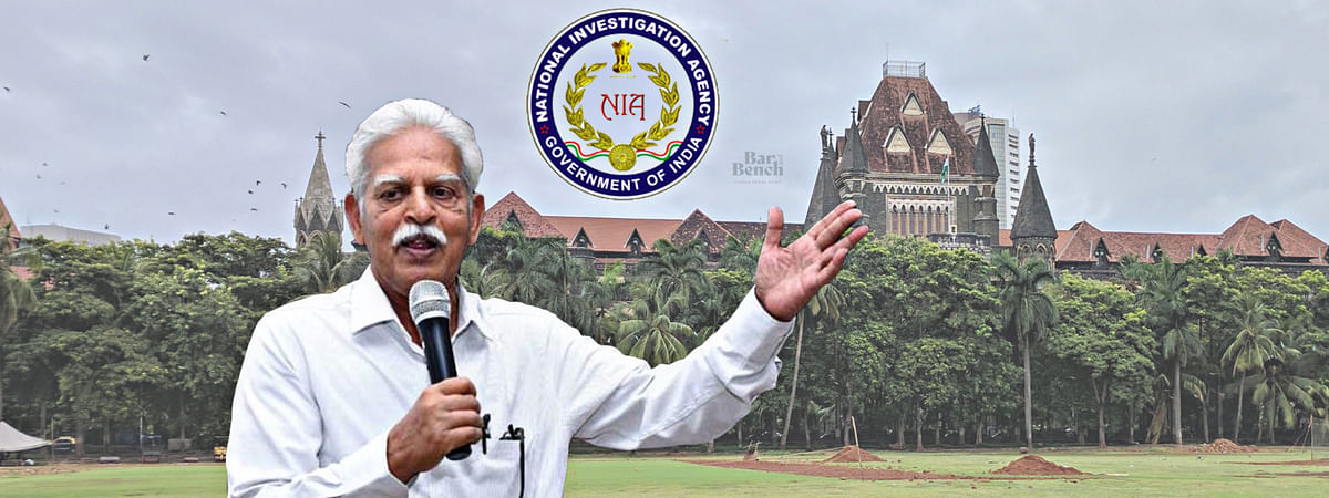 "Bhima Koregaon: NIA opposes Varavara Rao's bail plea, says he is taking ""undue benefit"" of COVID-19 pandemic and old age"