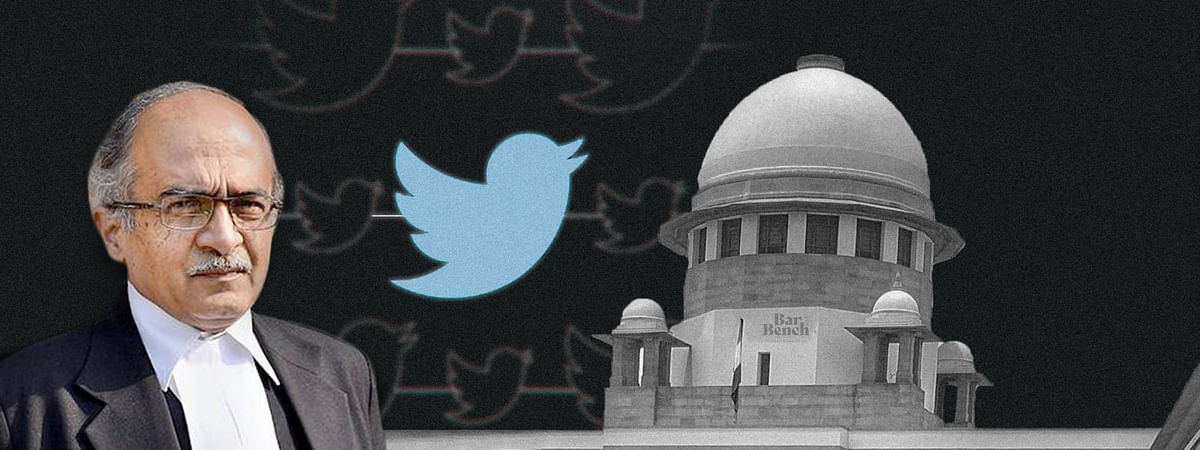 Contempt against Prashant Bhushan over tweets: SC gives Bhushan 2-3 days to reconsider statement [LIVE UPDATES]