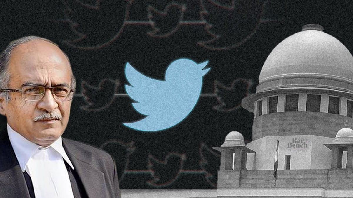 Breaking: Supreme Court issues notice to Prashant Bhushan, Twitter, and AG Venugopal in suo motu contempt case filed over tweet on CJI Bobde