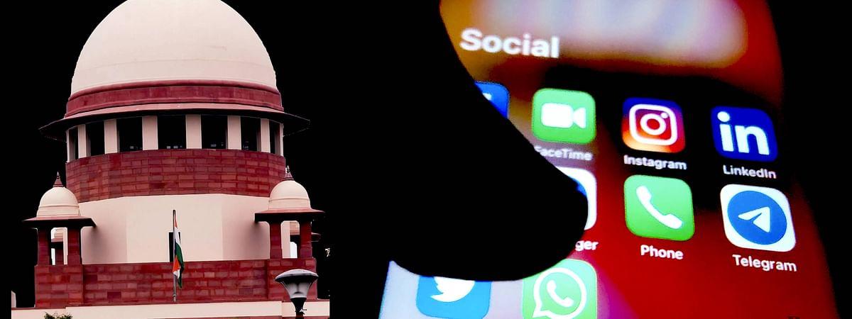 Supreme Court Instant Messenger WhatsApp