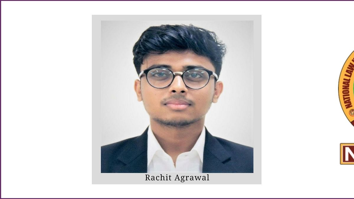Meet our Campus Ambassadors: Rachit Agrawal, NLUJA Assam