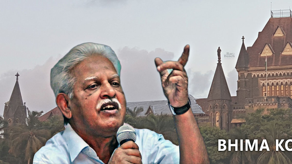 [BREAKING] Bombay High Court grants bail to Bhima Koregaon accused Dr. Varavara Rao for six months