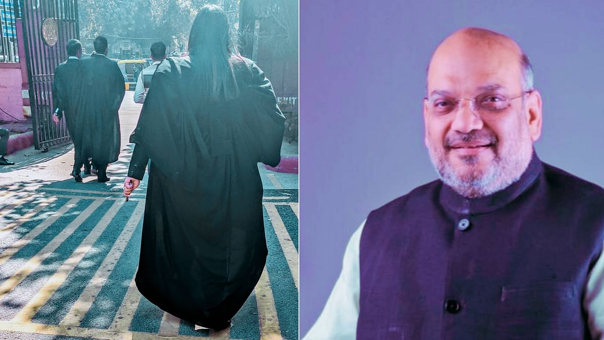 2,000 women lawyers write to Amit Shah seeking 5 Lakhs Loan per 'Financially Drained' Lawyer during COVID19 Pandemic