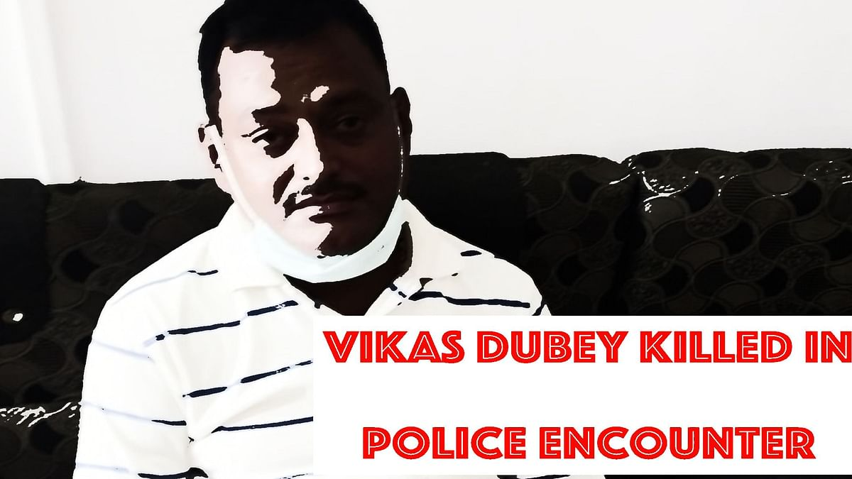 """""""While fighting lawless, State cannot become lawless"""", Petitioner in Vikas Dubey Encounter Case rebuts UP Police reply"""