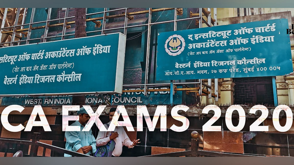 """Students appearing in CA exams should not ask for concessions"", Supreme Court observes; ICAI says isolation rooms at exam centres not possible"