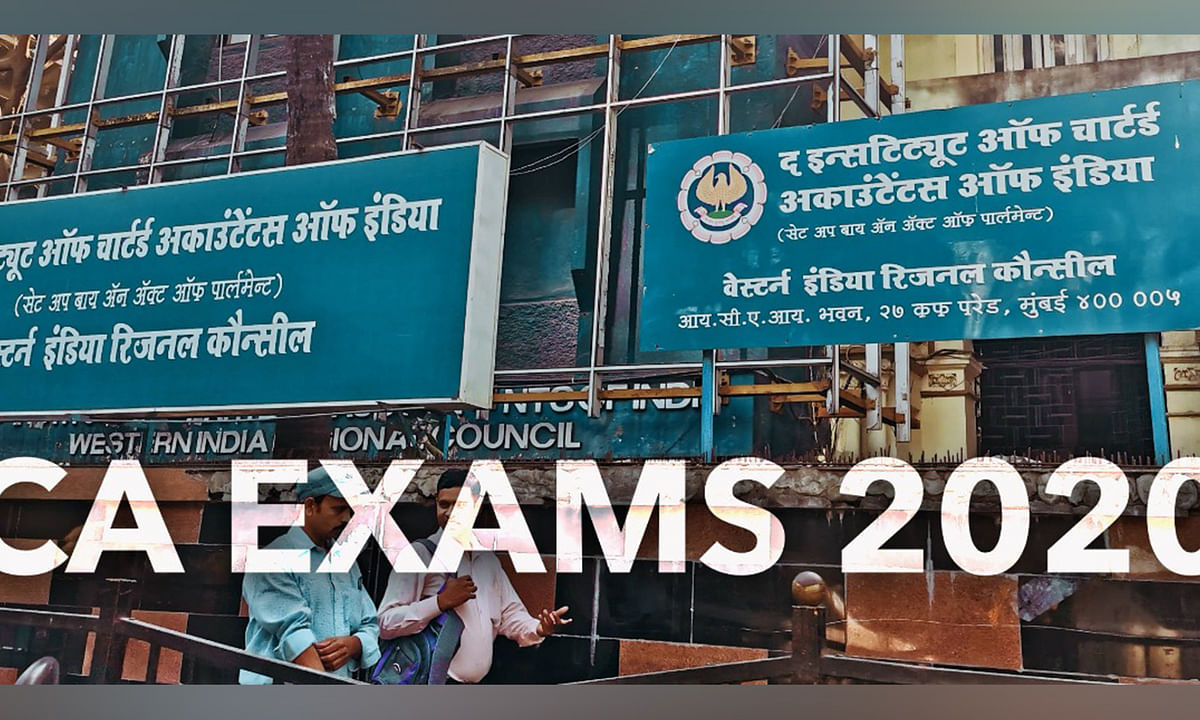 [CA Exams]: ICAI seeks time from Supreme Court to contact exam centres to assess feasibility of holding exams amid rising COVID-19 cases