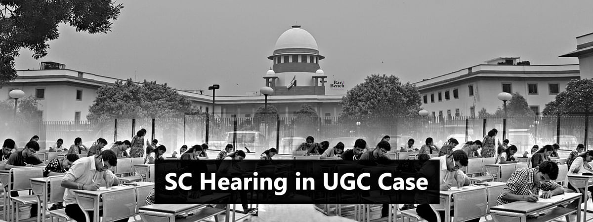 SC Hearing in UGC Case