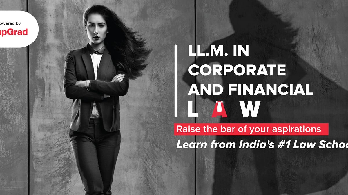 #Sponsored: Career Support On Completing The LL.M. Program From Jindal Global Law School Powered By upGrad