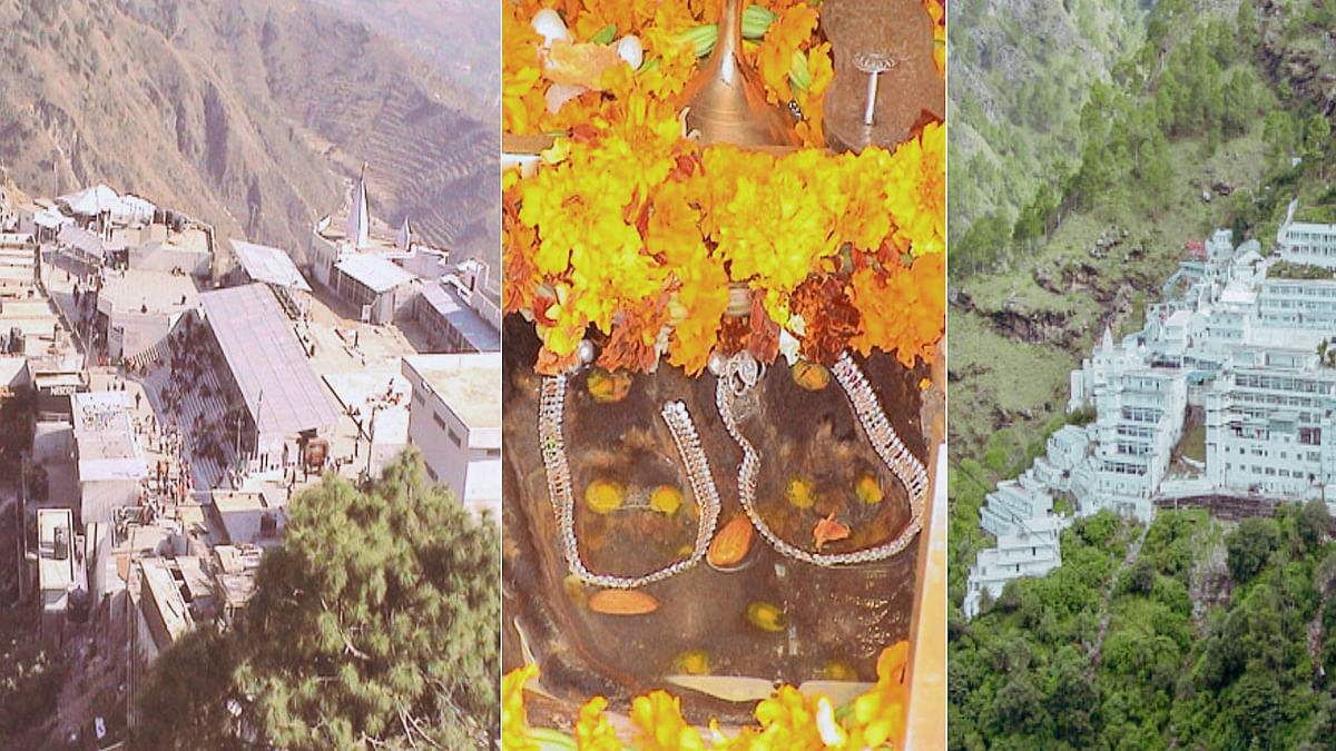 Vaishno Devi Shrine Board funds were used for Iftaar parties alleges petition challenging Government control; J&K HC issues Notice