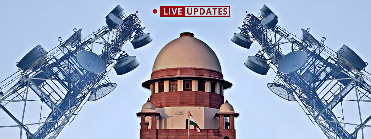Payment of AGR by Telcom companies: LIVE UPDATES from the Supreme Court