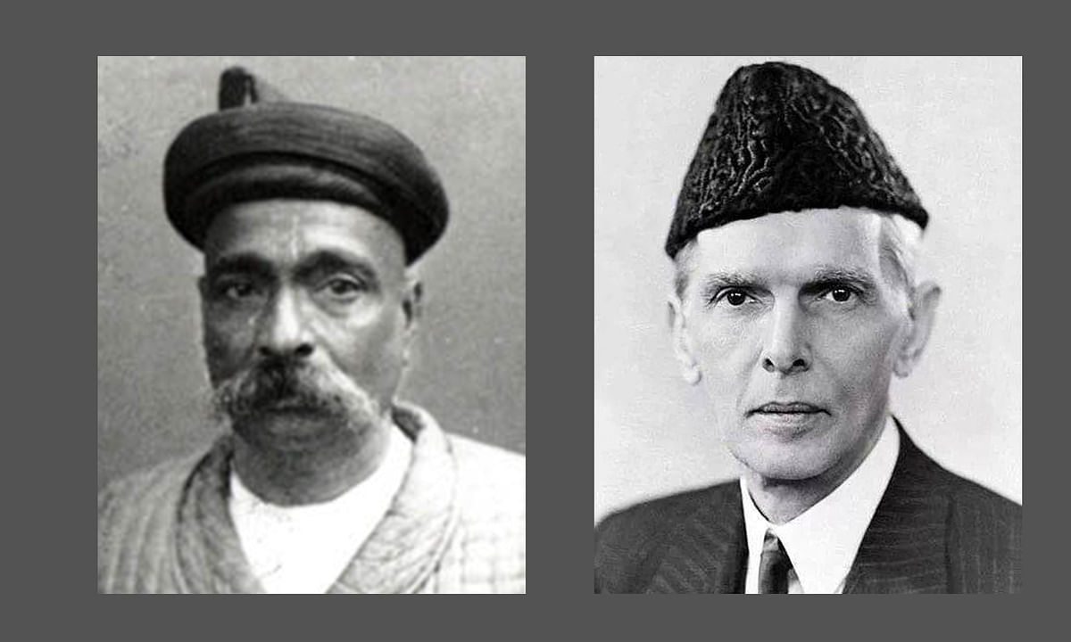 Bal Gangadhar Tilak and  Mohammed Ali Jinnah