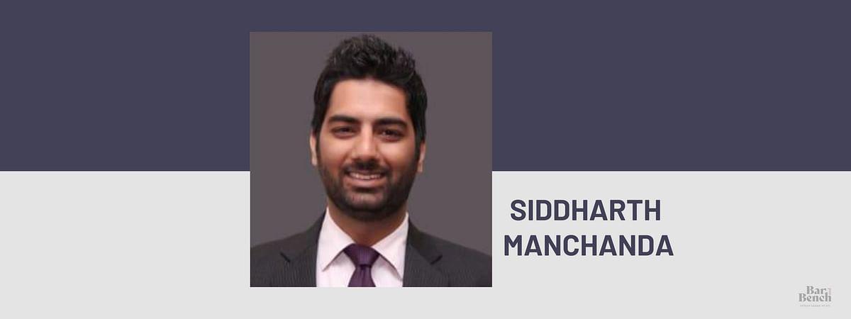 Algo Legal Partner Siddharth Manchanda joins IndusLaw in Mumbai