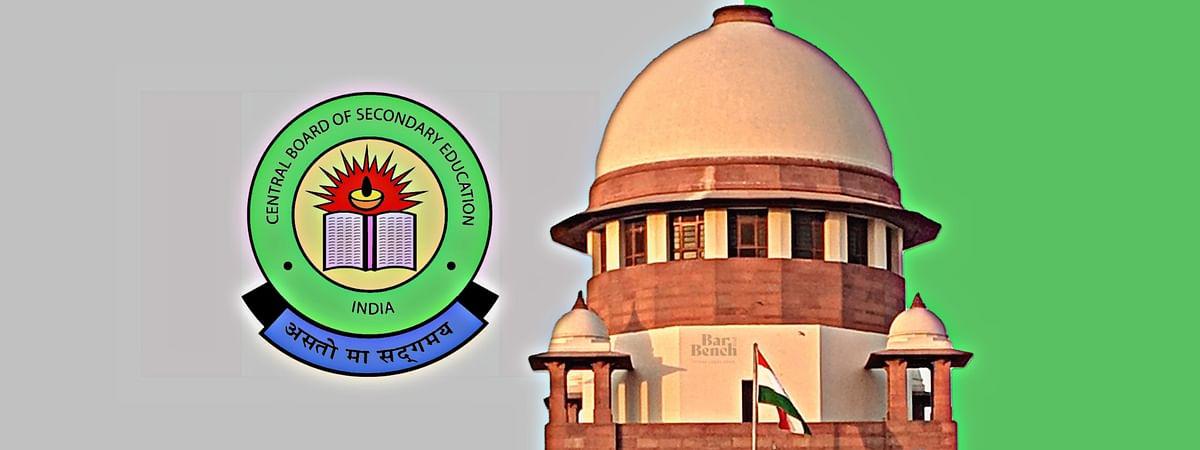 CBSE and Supreme Court