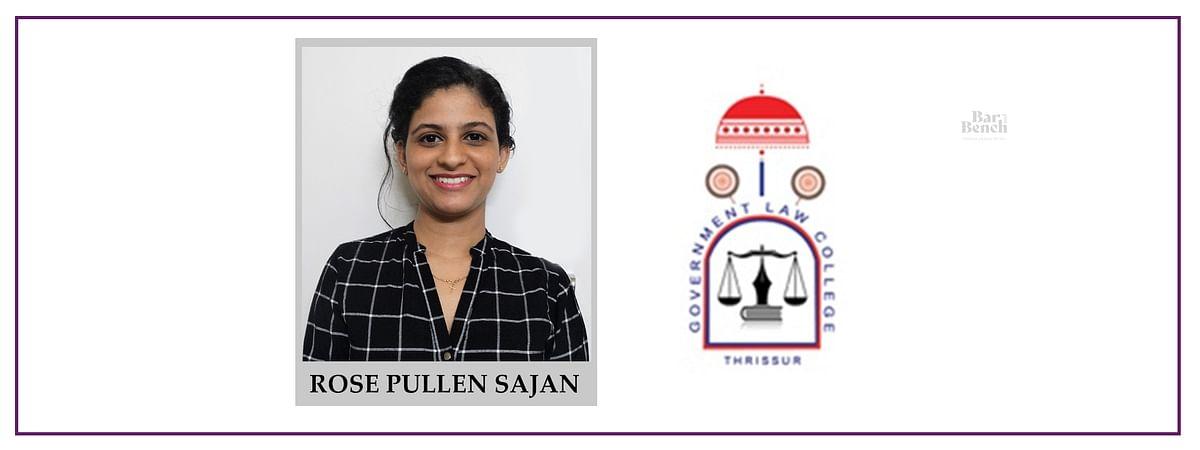 Meet our Campus Ambassadors: Rose Sajan, GLC Thrissur