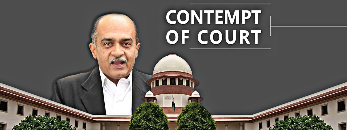 Prashant Bhushan files review petition in SC against conviction for contempt; claims Justice Arun Mishra shouldn't have heard case