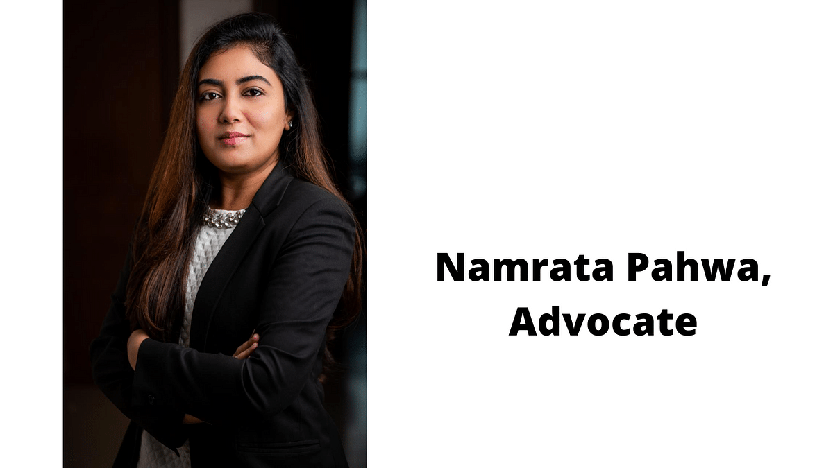 """Fashion Law is an emerging arena of legal speciality"", counsel Namrata Pahwa"