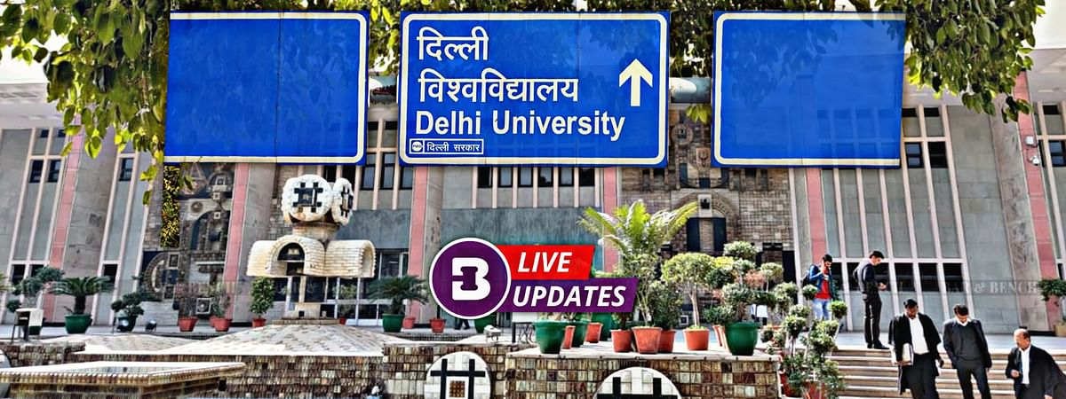 [DU OBE] Delhi HC asks DU to clarify the method of evaluation for final year UG students: LIVE UPDATES