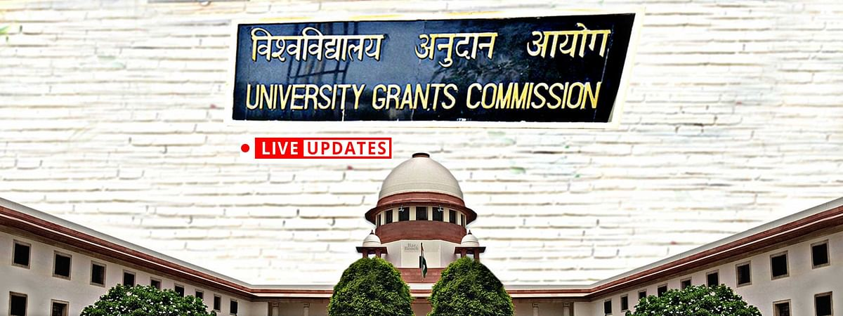 SC adjourns hearing in plea challenging UGC Guidelines, SG says students have to continue preparing for exams in the meanwhile: LIVE UPDATES