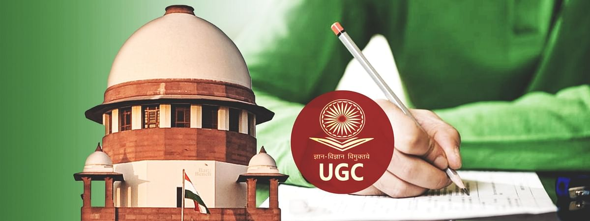 """The supreme irony is that the guidelines talk about the rising COVID-19 cases"", and 10 other arguments made during the UGC case before SC"