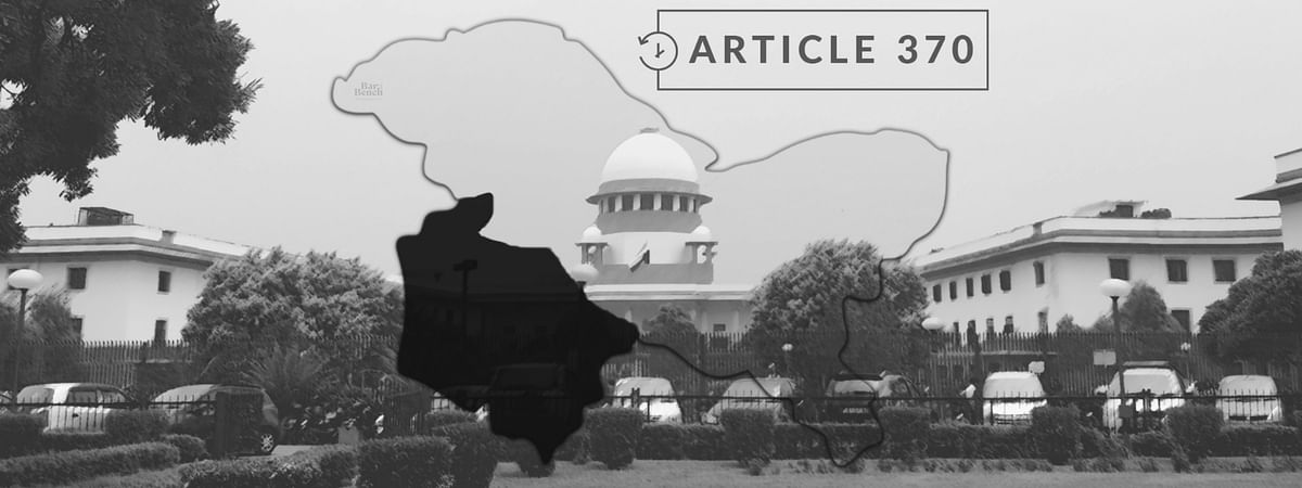 J&K People's Conference moves Supreme Court for early hearing in petitions challenging abrogation of Article 370
