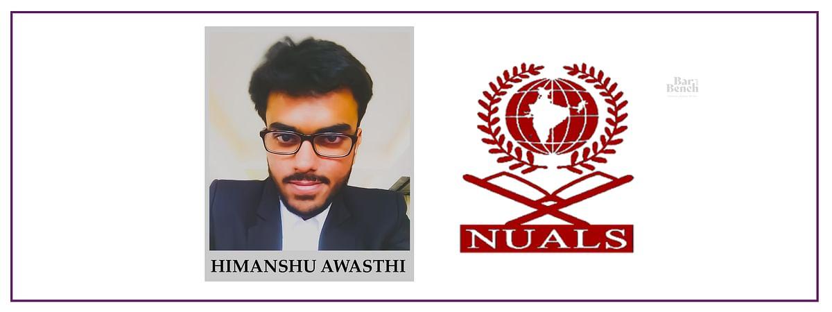 Meet our Campus Ambassadors: Himanshu Awasthi, NUALS